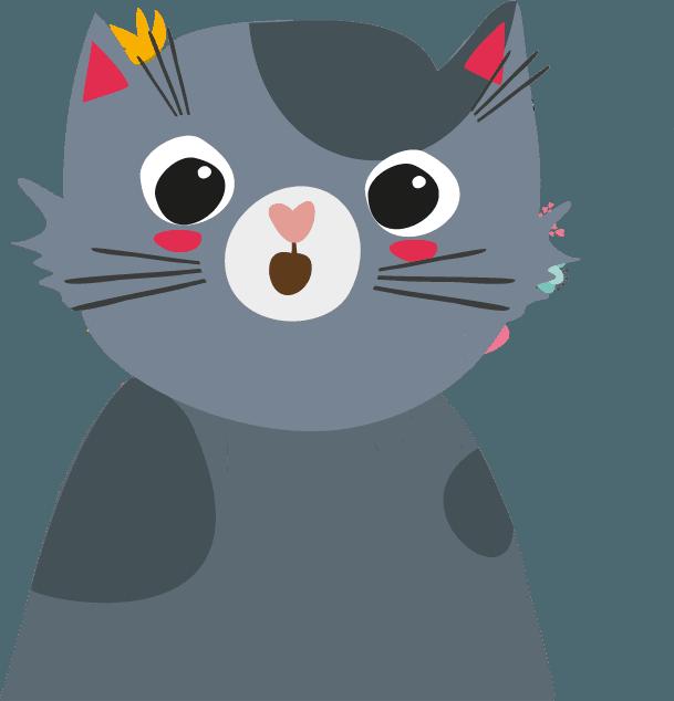 Милый кот, который приглашает Вас бесплатно попробовать погрузиться в Виртуальную Реальность