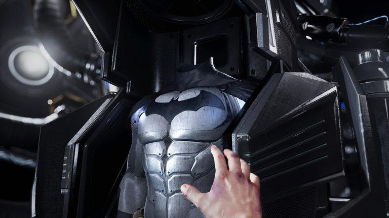 Обложка игры Batman: Arkham VR