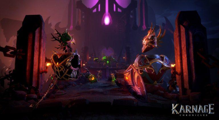 Обложка игры Karnage Chronicles