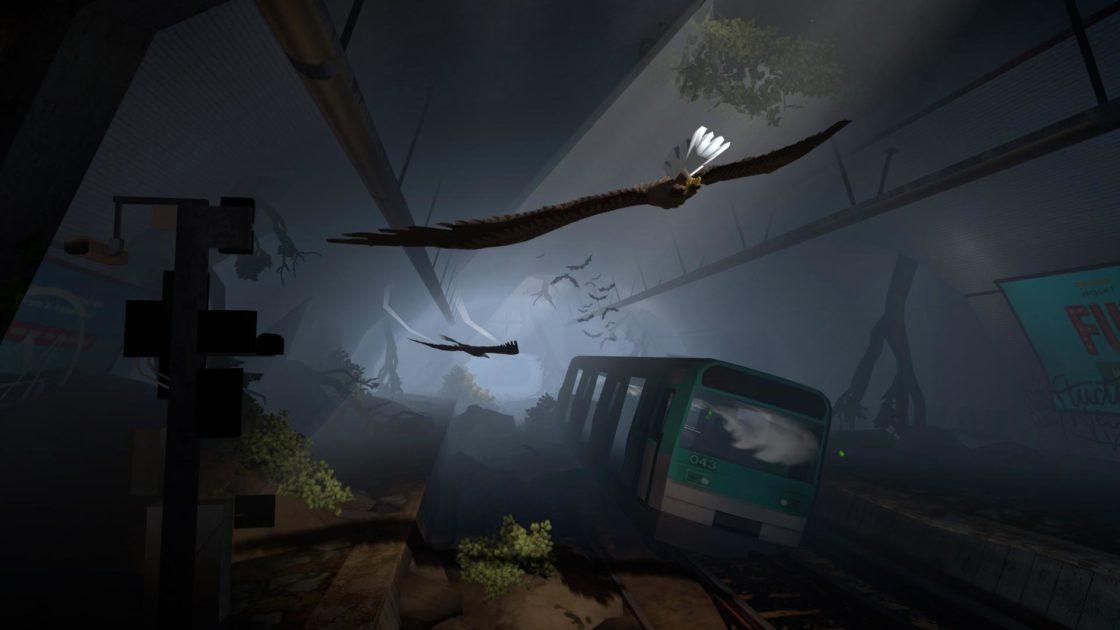 Скрин из игры Eagle Flight