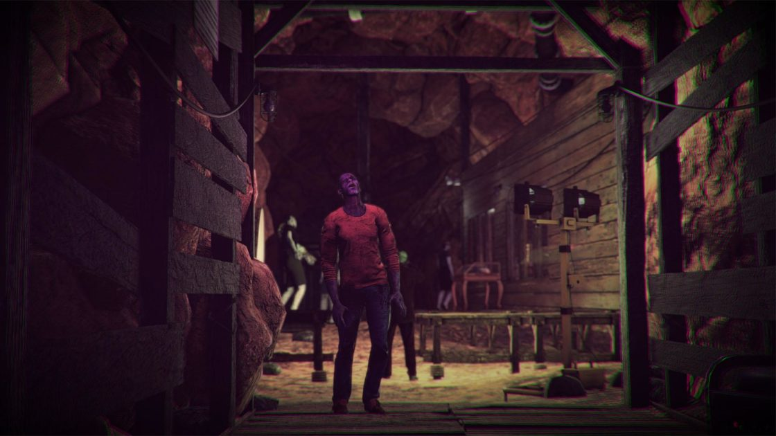 Скрин из игры Arizona SunShine