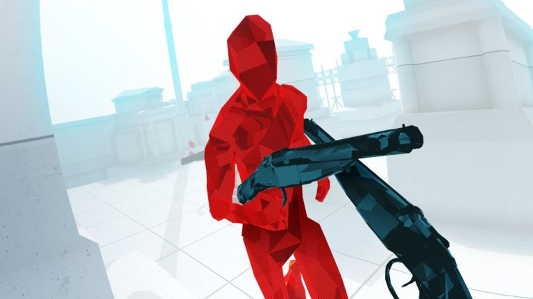 Обложка игры Superhot VR