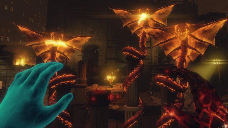 Скрин из игры The Unspoken