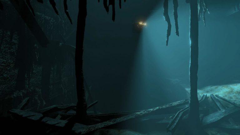 Обложка игры Titanic VR